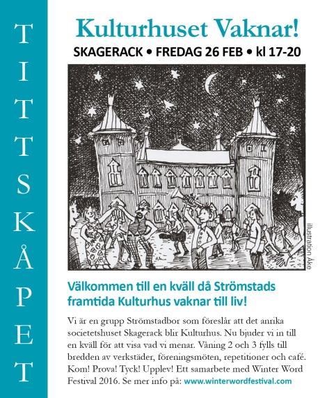 Annons Tittskåp